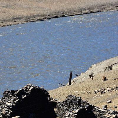 vidange-barrage-sarrans-aveyron-12