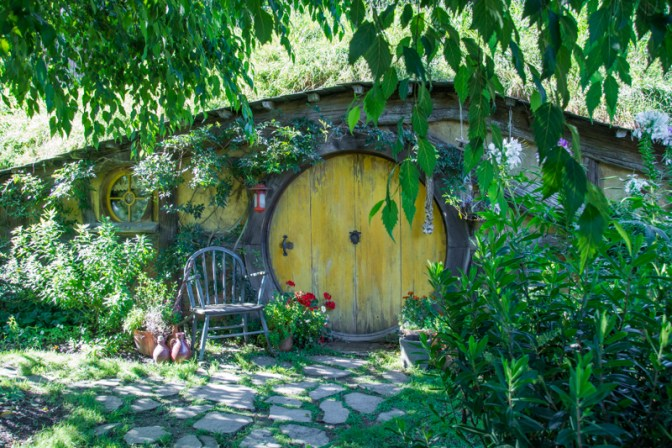 Bienvenue à Hobbiton, lieux de tournage du Seigneur des Anneaux !
