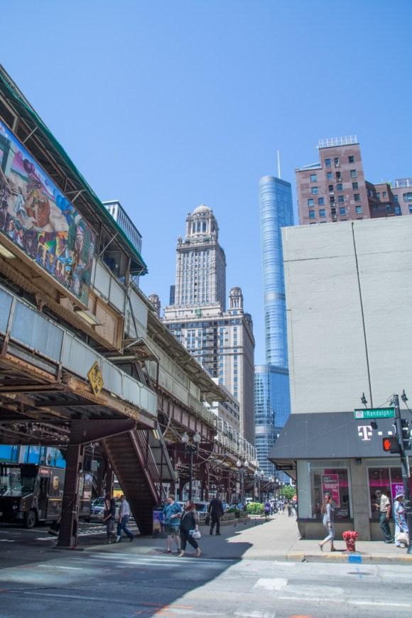 Un petit tour à Chicago : street art