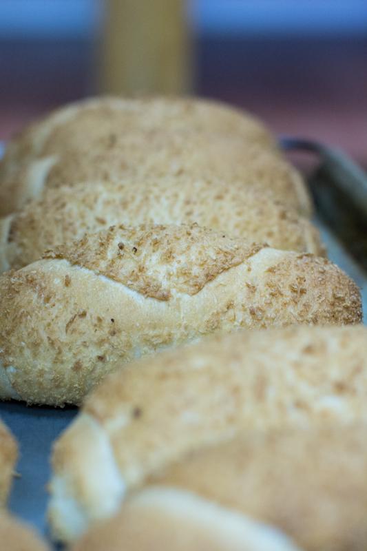 Le délicieux pain à la noix de coco de Gregoria !