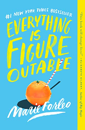 Everything is figureoutable cover