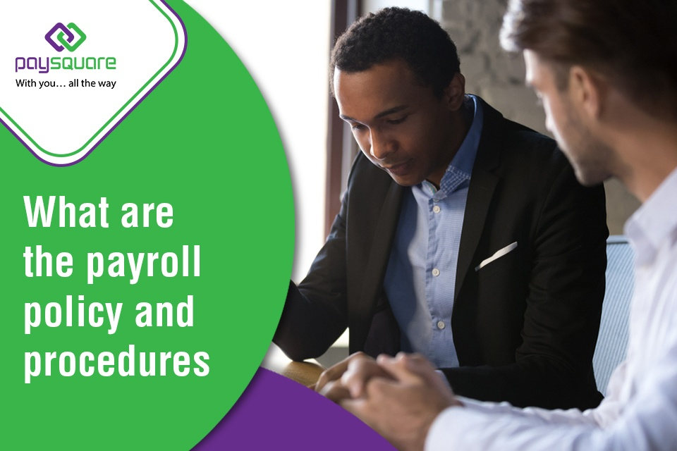 Payroll Policy and Procedures
