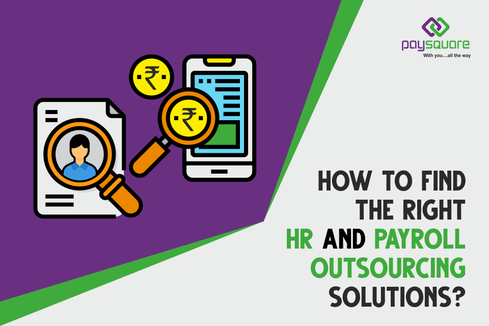 HR and Payroll outsourcing Solutions