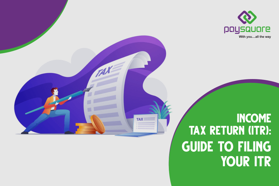 Read more about the article Income Tax Return (ITR): Guide to filing your ITR