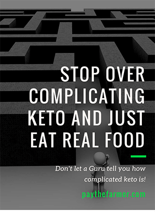 Stop Over Complicating Keto