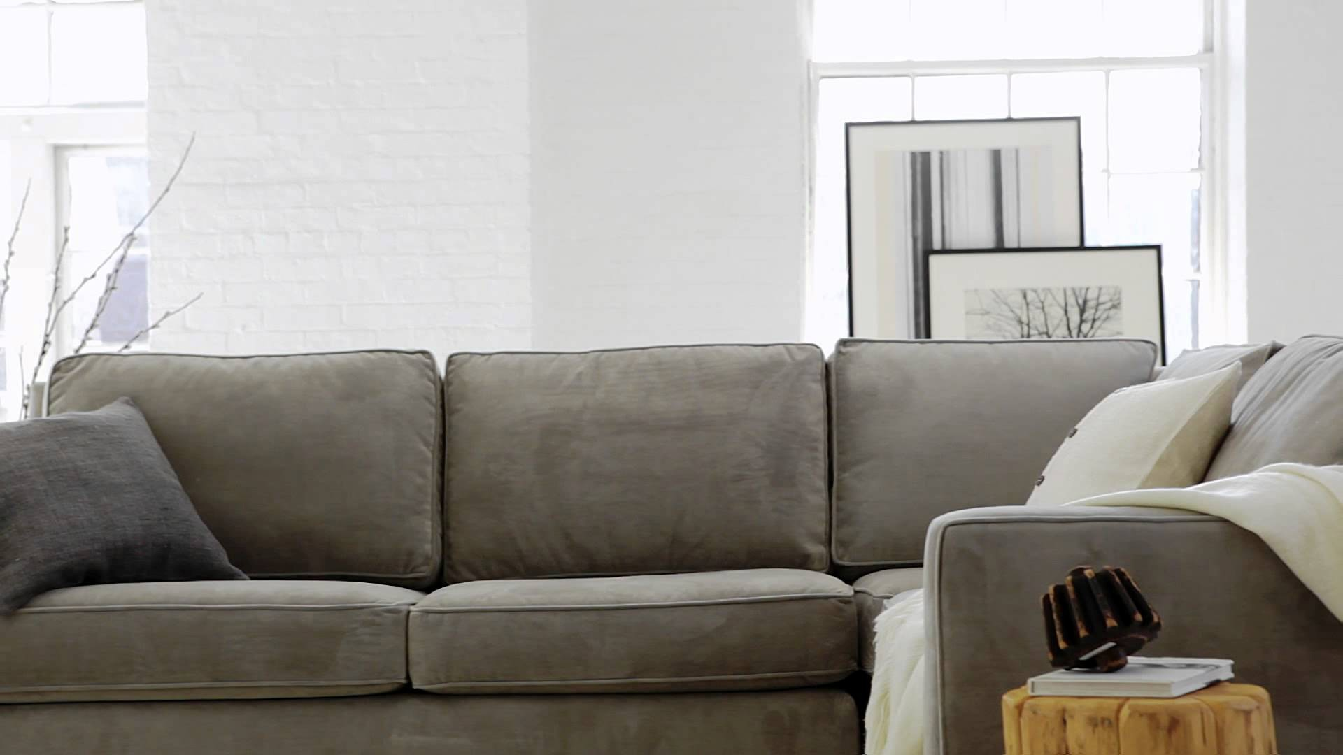 sofa cushion support reviews maxwell interior define tillary outdoor west elm could