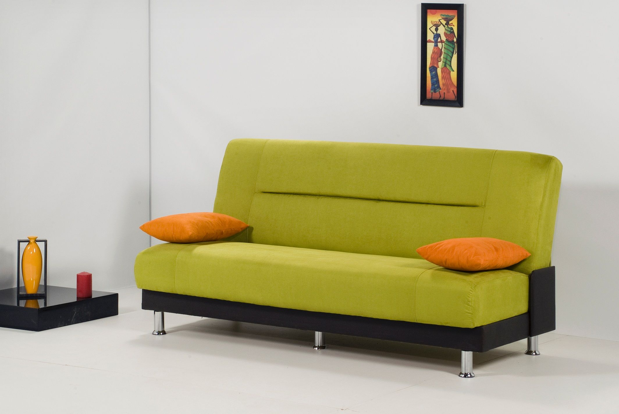 Peachy Modern Leather Couch Bed Beutiful Home Inspiration Truamahrainfo