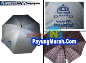 Supplier Payung Golf Murah Grosir Luwu