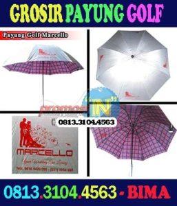 Jual Souvenir Payung Golf Promosi Murah