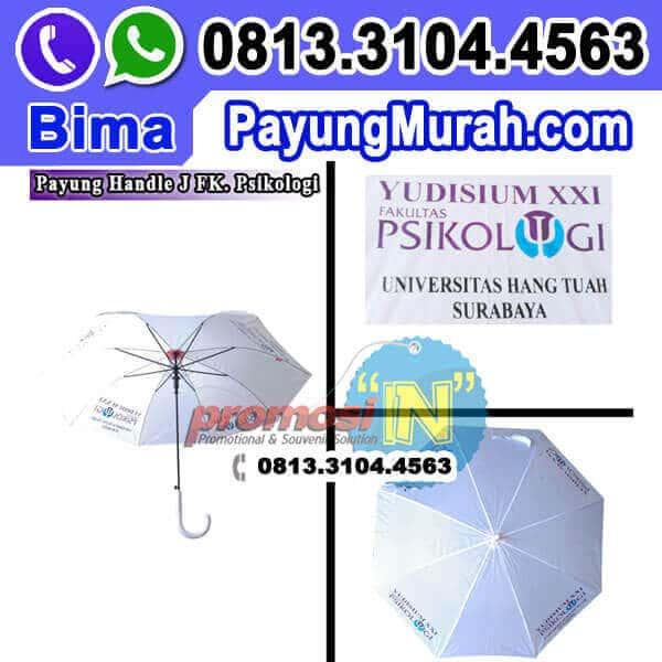 Grosir Payung Promosi Murah Surabaya