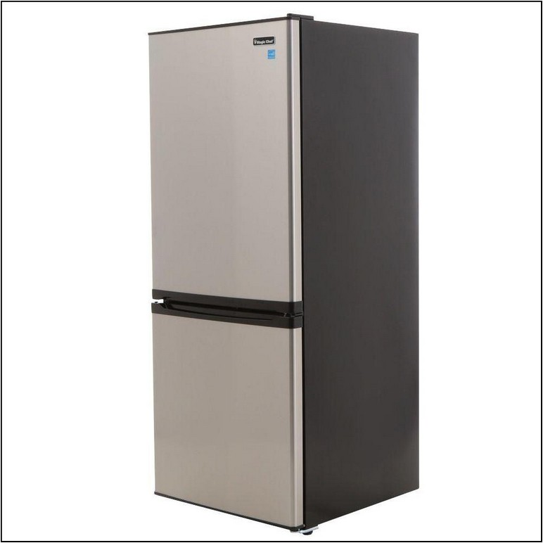 10 Cubic Foot Refrigerator Bottom Freezer