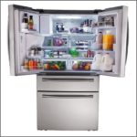 31 Inch Wide Refrigerator With Water Dispenser