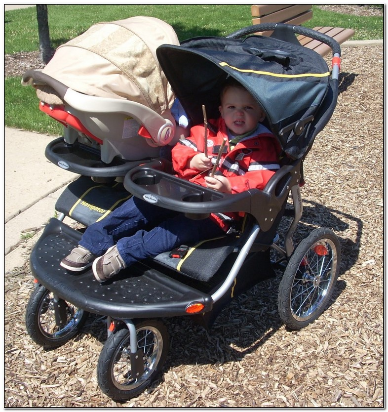 Baby Trend Double Stroller For Infant And Toddler