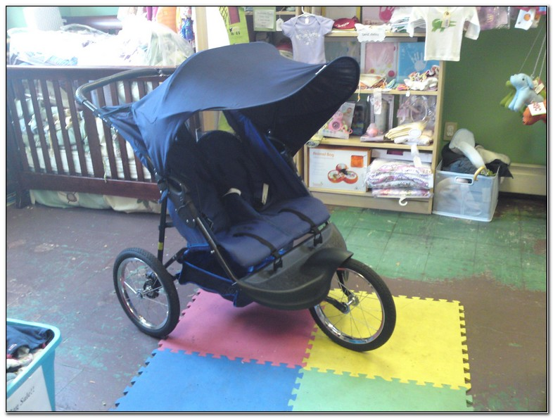 Baby Trend Expedition Double Jogging Stroller Recall