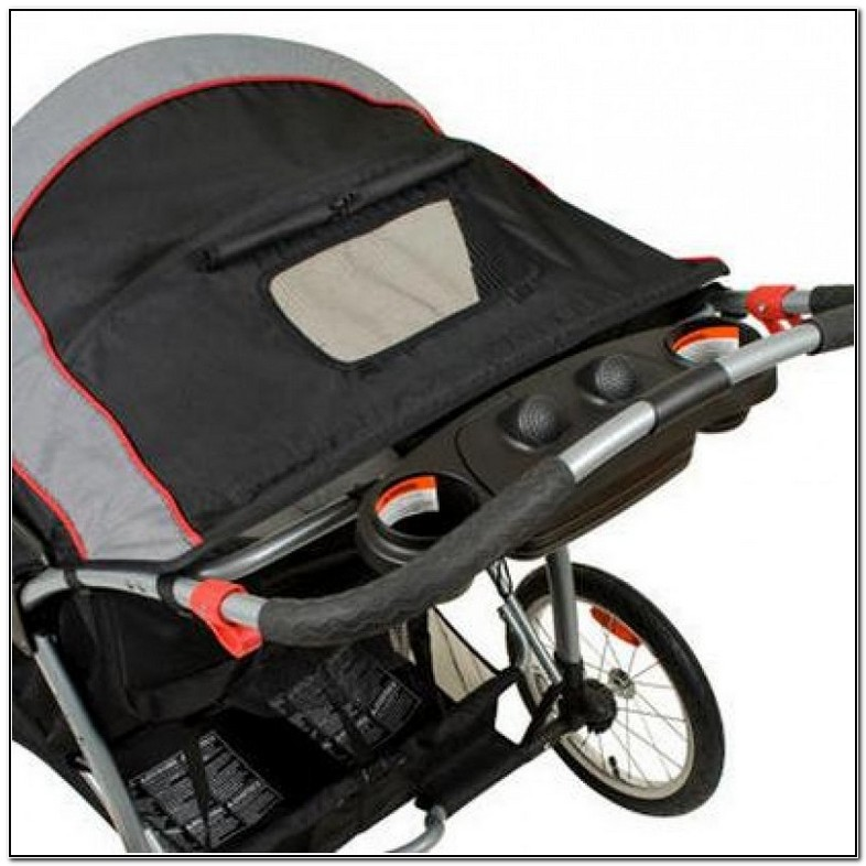 Baby Trend Expedition Double Jogging Stroller Replacement Wheel