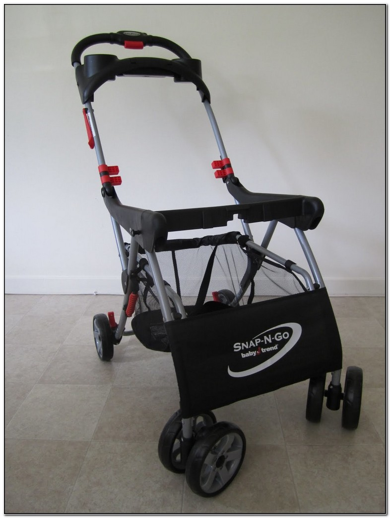 Best Snap And Go Stroller