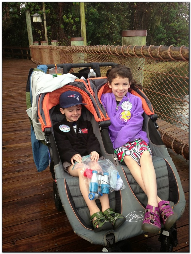 Big Kid Stroller Rental Orlando