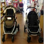 Britax B Ready Double Stroller Vs City Select