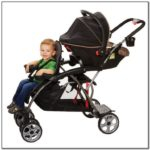 Cheap Double Stroller For Infant And Toddler