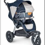 Chicco Activ3 Jogging Stroller Travel System