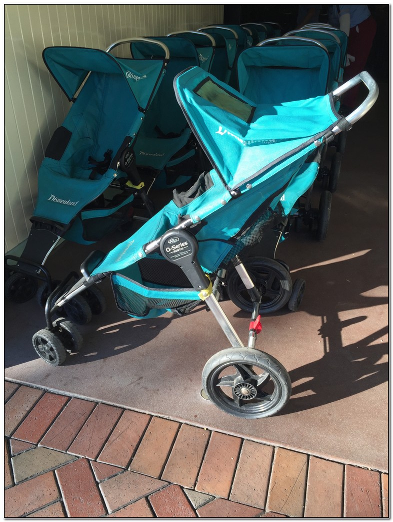 Disneyland Stroller Rental Hours
