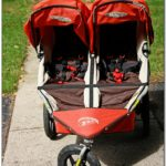 Double Bob Stroller Used