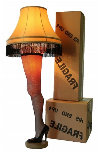 Full Size Leg Lamp Amazon