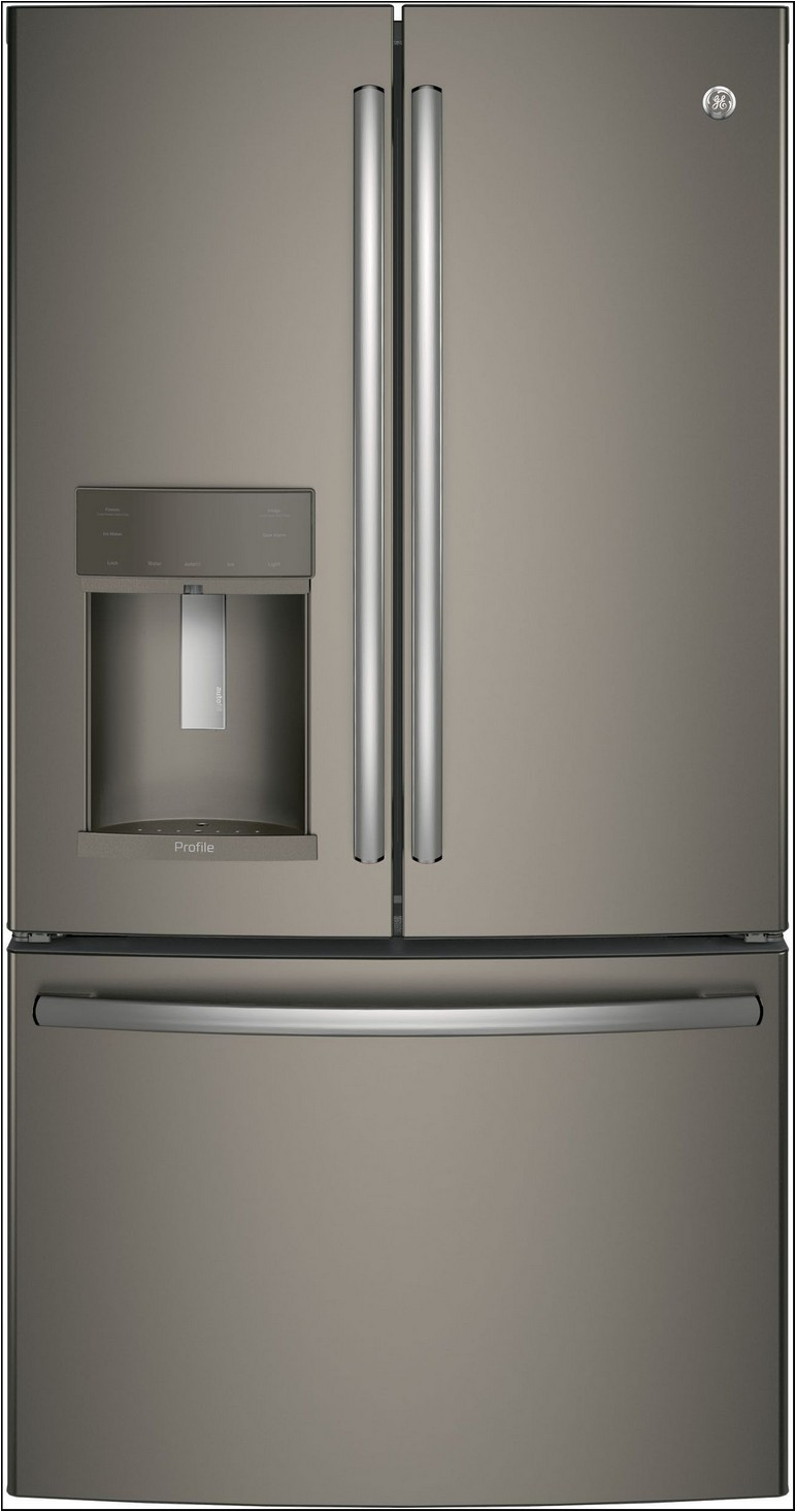 Ge 33 Inch Wide Refrigerator Counter Depth