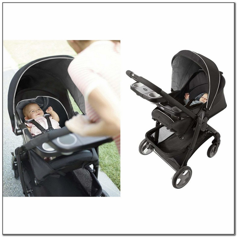 Graco 3 In 1 Stroller Holt Fashion