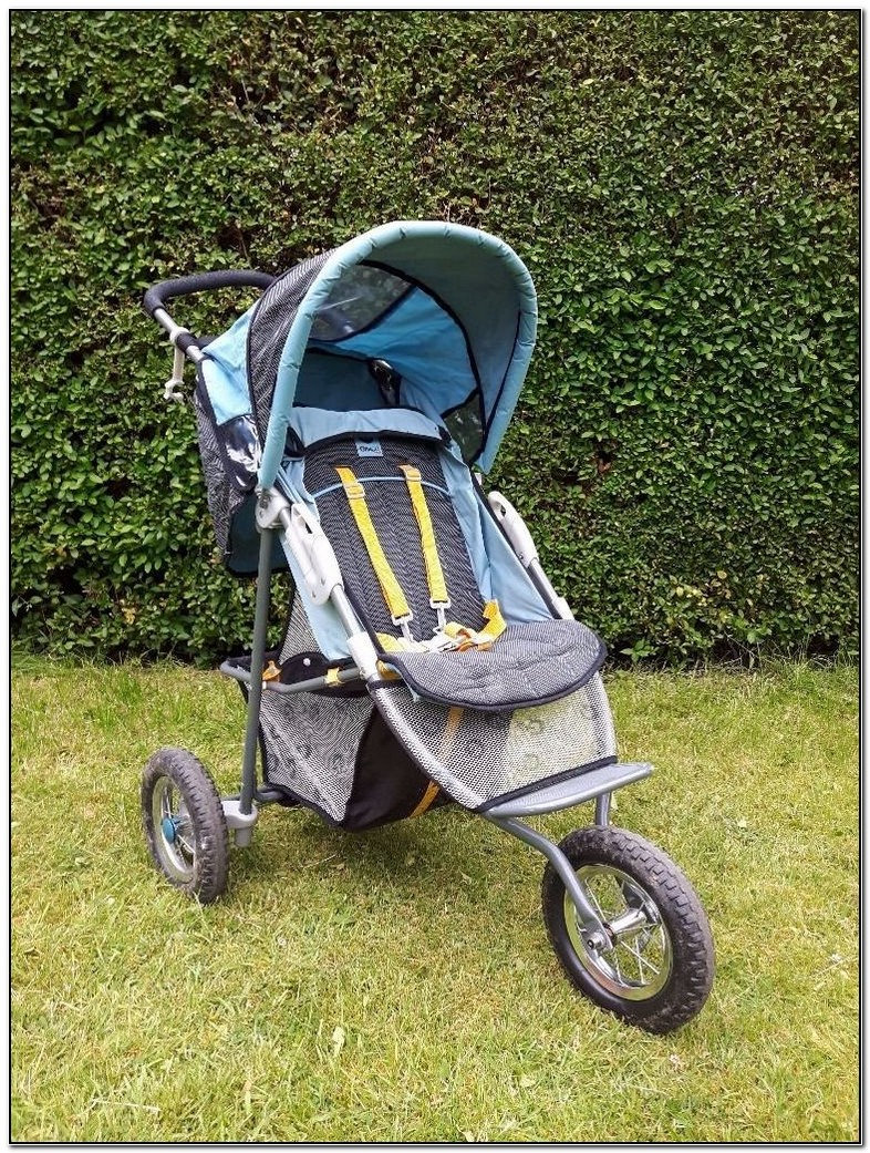 Graco Off Road Stroller