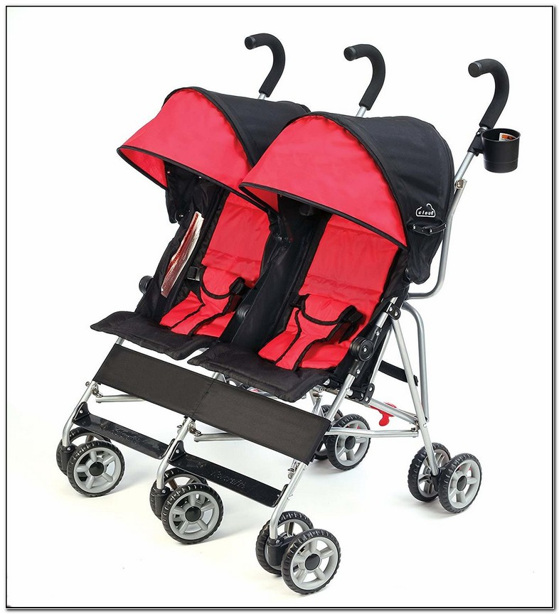 Graco Side By Side Double Stroller Canada