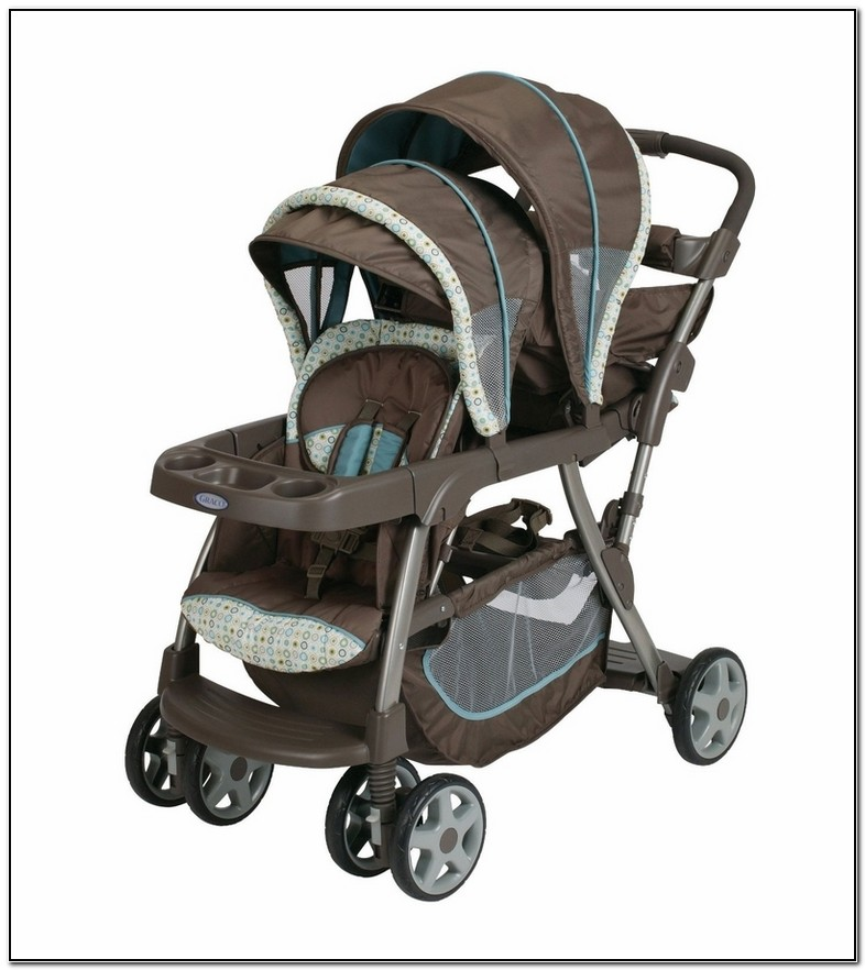Graco Sit And Stand Double Stroller Parts