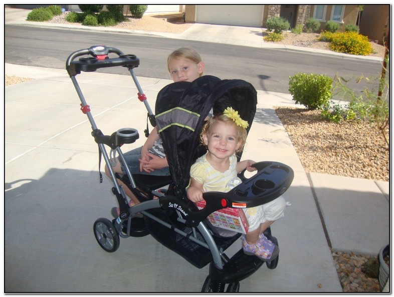 Graco Sit And Stand Stroller Accessories