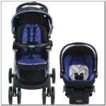 Graco Stroller And Carseat Combo