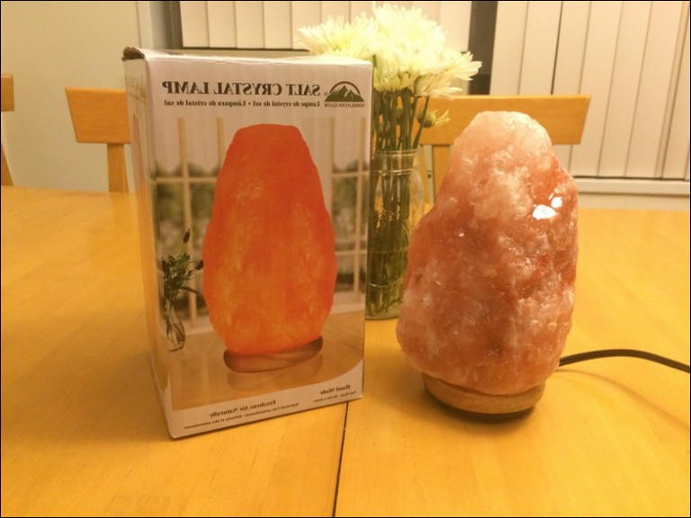 Himalayan Sea Salt Lamp Bed Bath And Beyond