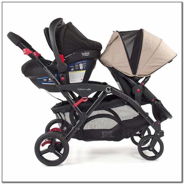 Infant Twin Strollers With Car Seats