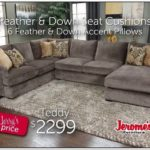 Jeromes Sofa Sectional