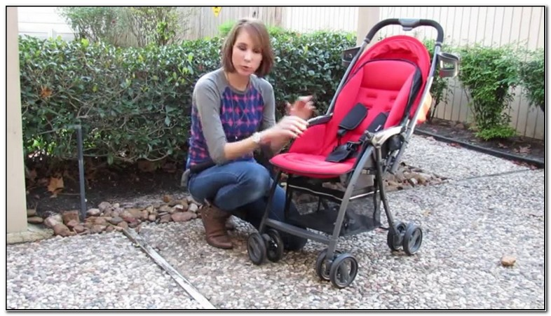 Joovy Balloon Stroller Review