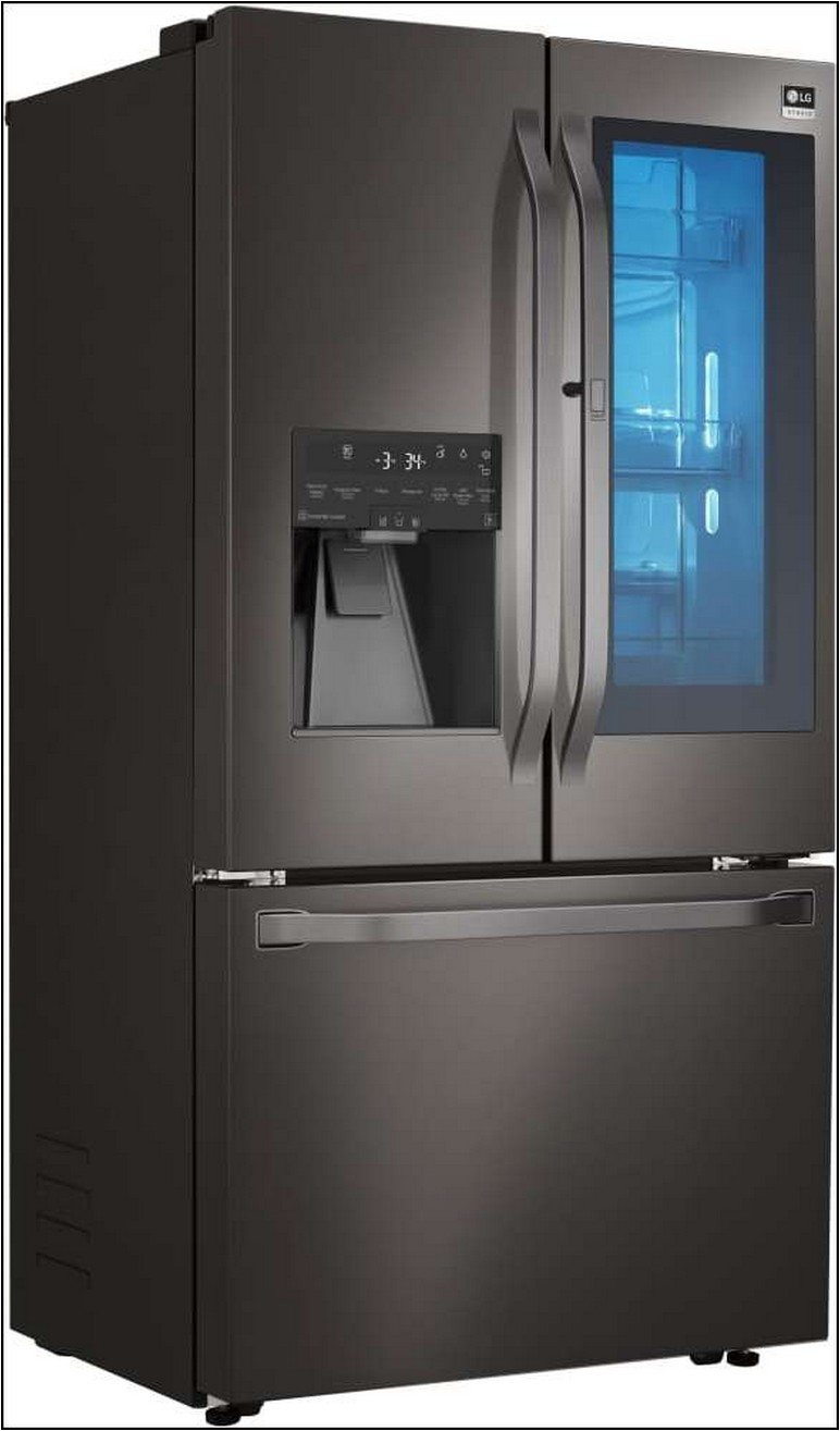 Lg French Door Counter Depth Refrigerator Reviews