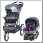 Newborn Car Seat And Stroller Combo