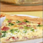 Pillsbury Refrigerated Pie Crust Quiche