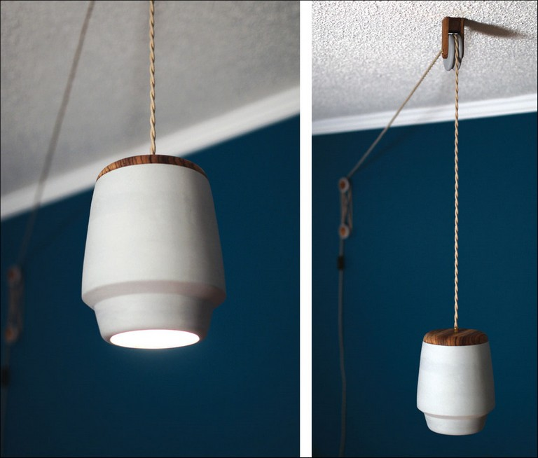 Pulley Lamp Pendant