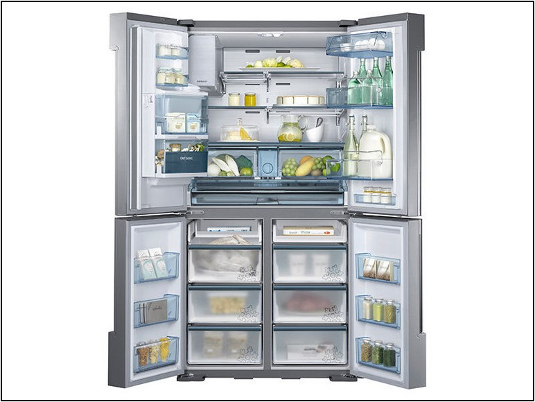Refrigerator 34 Wide Bottom Freezer