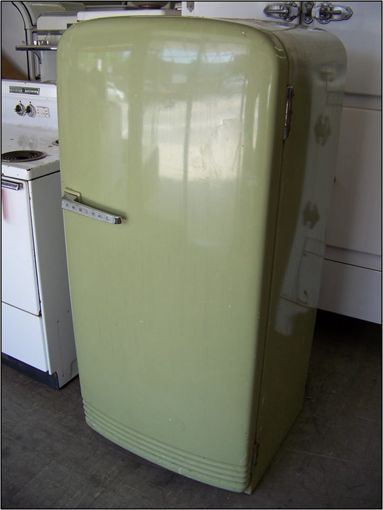 Retro Refrigerator For Sale