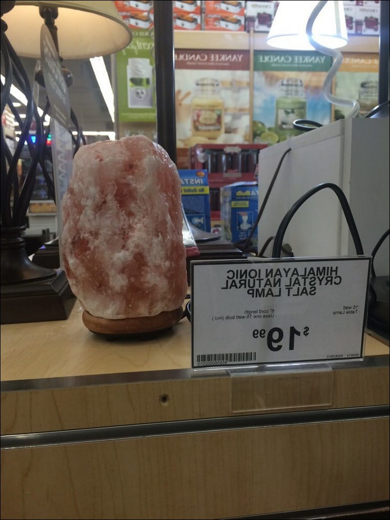 Salt Lamp Bed Bath Beyond