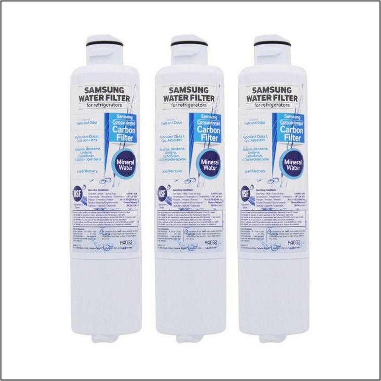 Samsung Water Filters For Refrigerators