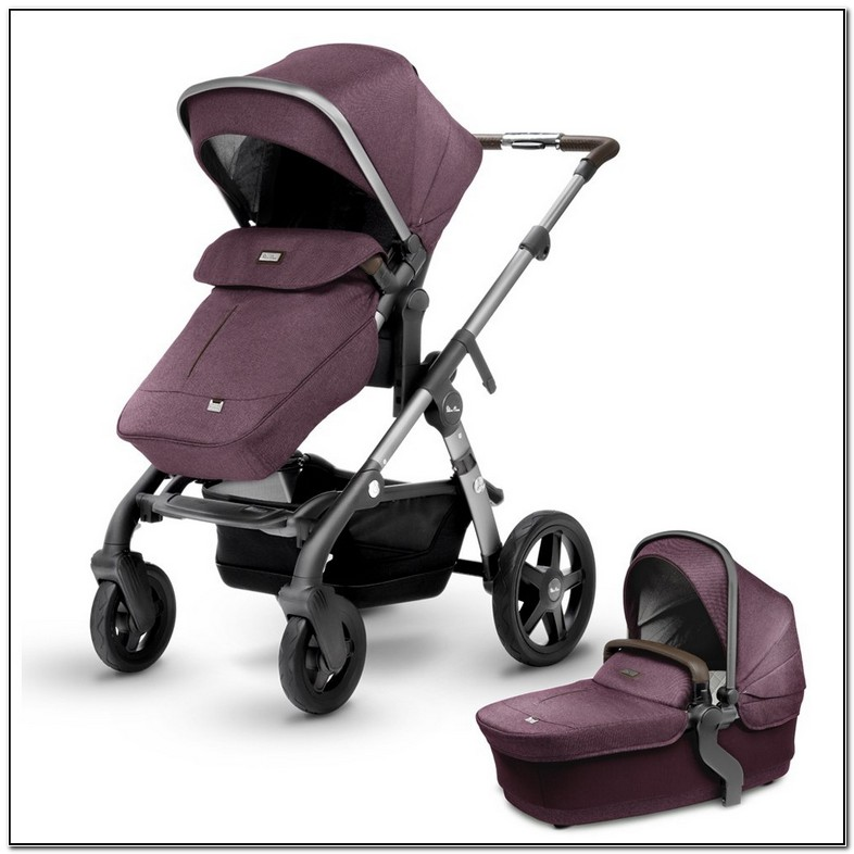 Silver Cross Wave Stroller Used