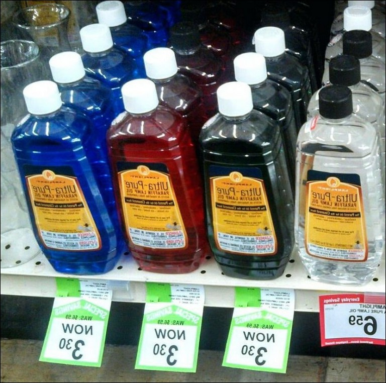Ultra Pure Lamp Oil Home Depot