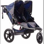 Used Bob Revolution Double Stroller For Sale