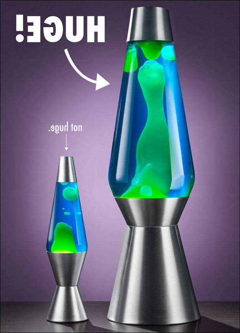 What Is In A Lava Lamps